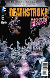 DEATHSTROKE #15