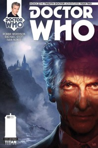 DOCTOR WHO THE TWELFTH DOCTOR YEAR TWO #2