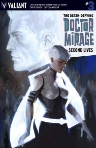 DR MIRAGE SECOND LIVES #3