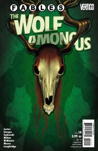 FABLES THE WOLF AMONG US #14