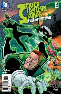GREEN LANTERN CORPS EDGE OF OBLIVION #2