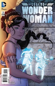 LEGEND OF WONDER WOMAN #2