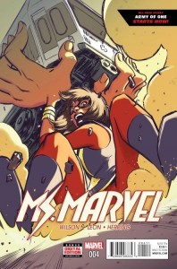 MS MARVEL #4