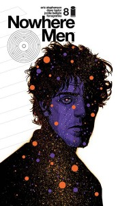 NOWHERE MEN #8 (MR)