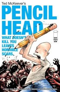 PENCIL HEAD #2 (OF 5) (MR)