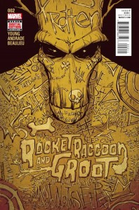 ROCKET RACCOON AND GROOT #2