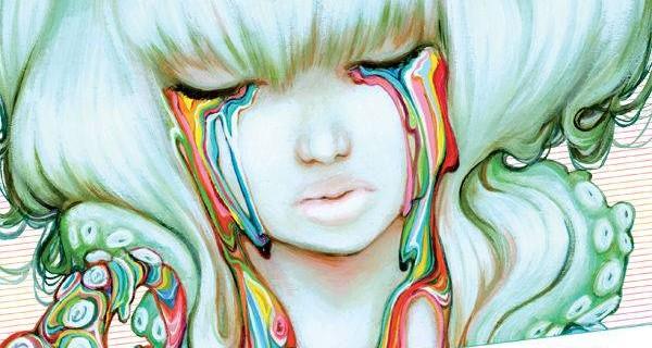 Rainbow children the art of camilla d'Errico