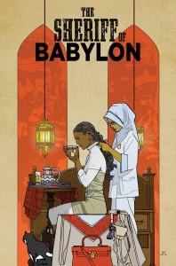 SHERIFF OF BABYLON #3 (OF 12) (MR)