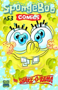 SPONGEBOB COMICS #53