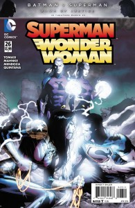 SUPERMAN WONDER WOMAN #26