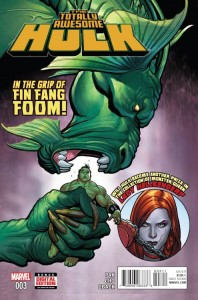 TOTALLY AWESOME HULK #3