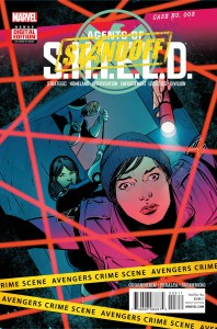 AGENTS OF SHIELD #3 ASO