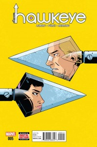 ALL NEW HAWKEYE #5