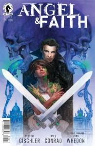 ANGEL AND FAITH SEASON 10 #24 MAIN CVR