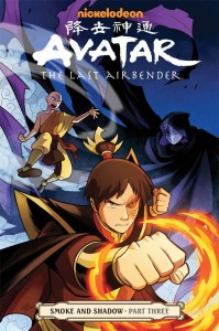 AVATAR LAST AIRBENDER TP VOL 12 SMOKE & SHADOW PART 3