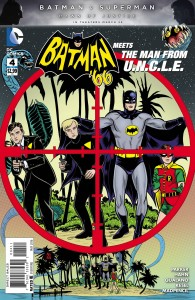 BATMAN 66 MEETS THE MAN FROM UNCLE #4 (OF 6)