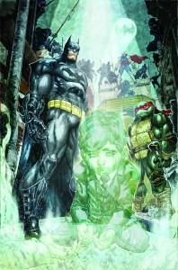 BATMAN TEENAGE MUTANT NINJA TURTLES #4 (OF 6)