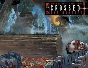 CROSSED PLUS 100 #14 AMERICAN HISTORY X WRAP CVR (MR)