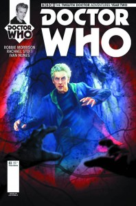 DOCTOR WHO THE TWELFTH DOCTOR YEAR TWO #3 #3 CVR A RONALD