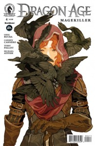 DRAGON AGE MAGEKILLER #4 (OF 5)