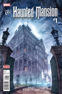 HAUNTED MANSION #1 (OF 5)