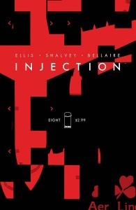 INJECTION #8 CVR B SHALVEY (MR)