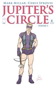 JUPITERS CIRCLE VOL 2 #4 (OF 6) CVR B QUITELY (MR)