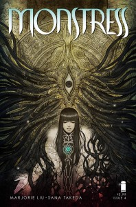 MONSTRESS #4 (MR)
