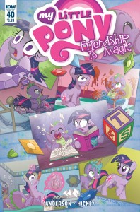 MY LITTLE PONY FRIENDSHIP IS MAGIC #40