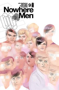 NOWHERE MEN #9 (MR)