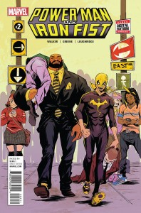POWER MAN AND IRON FIST #2