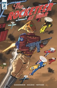 ROCKETEER AT WAR #2 (OF 4)