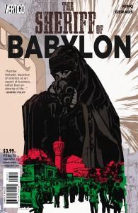 SHERIFF OF BABYLON #4 (OF 12) (MR)