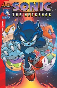 SONIC THE HEDGEHOG #279 #279 REG CVR A PEPPERS