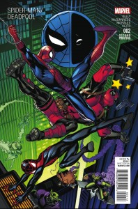SPIDER-MAN DEADPOOL #2 MCGUINNESS 2ND PTG VAR