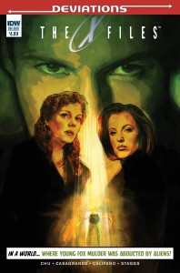 X-FILES DEVIATIONS 1 (ONE SHOT)