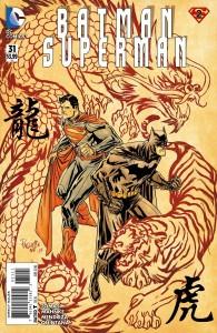 BATMAN SUPERMAN #31 (SUPER LEAGUE)
