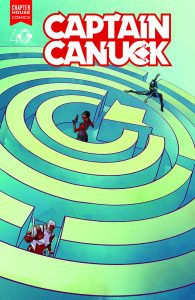 CAPTAIN CANUCK #8 #8