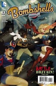 DC COMICS BOMBSHELLS #11