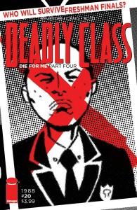 DEADLY CLASS #20 CVR B CRAIG (MR)