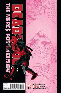 DEADPOOL MERCS FOR MONEY #3 (OF 5)