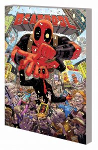 DEADPOOL WORLDS GREATEST TP VOL. 1 MILLIONAIRE WITH MOUTH VOL 01 MILLIONAIRE WITH MOUTH