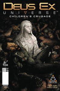 DEUS EX #3 #3 (OF 5) CVR A GAME COVER