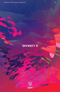 DIVINITY II #1 (OF 4) CVR B MULLER