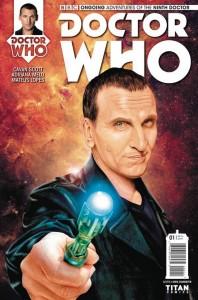 DOCTOR WHO THE NINTH DOCTOR #1 #1 CVR A STANDEFER