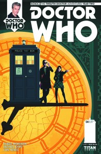 DOCTOR WHO THE TWELFTH DOCTOR YEAR TWO #4 #4 CVR A MILLER