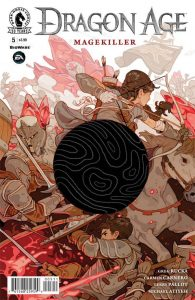 DRAGON AGE MAGEKILLER #5 (OF 5)