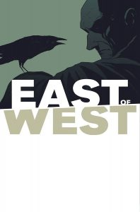 EAST OF WEST #25 CVR A DRAGOTTA