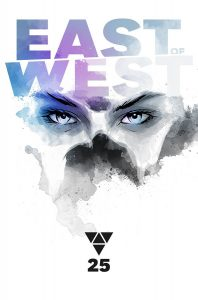 EAST OF WEST #25 CVR B HICKMAN