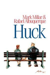 HUCK #6 CVR B ALBUQUERQUE